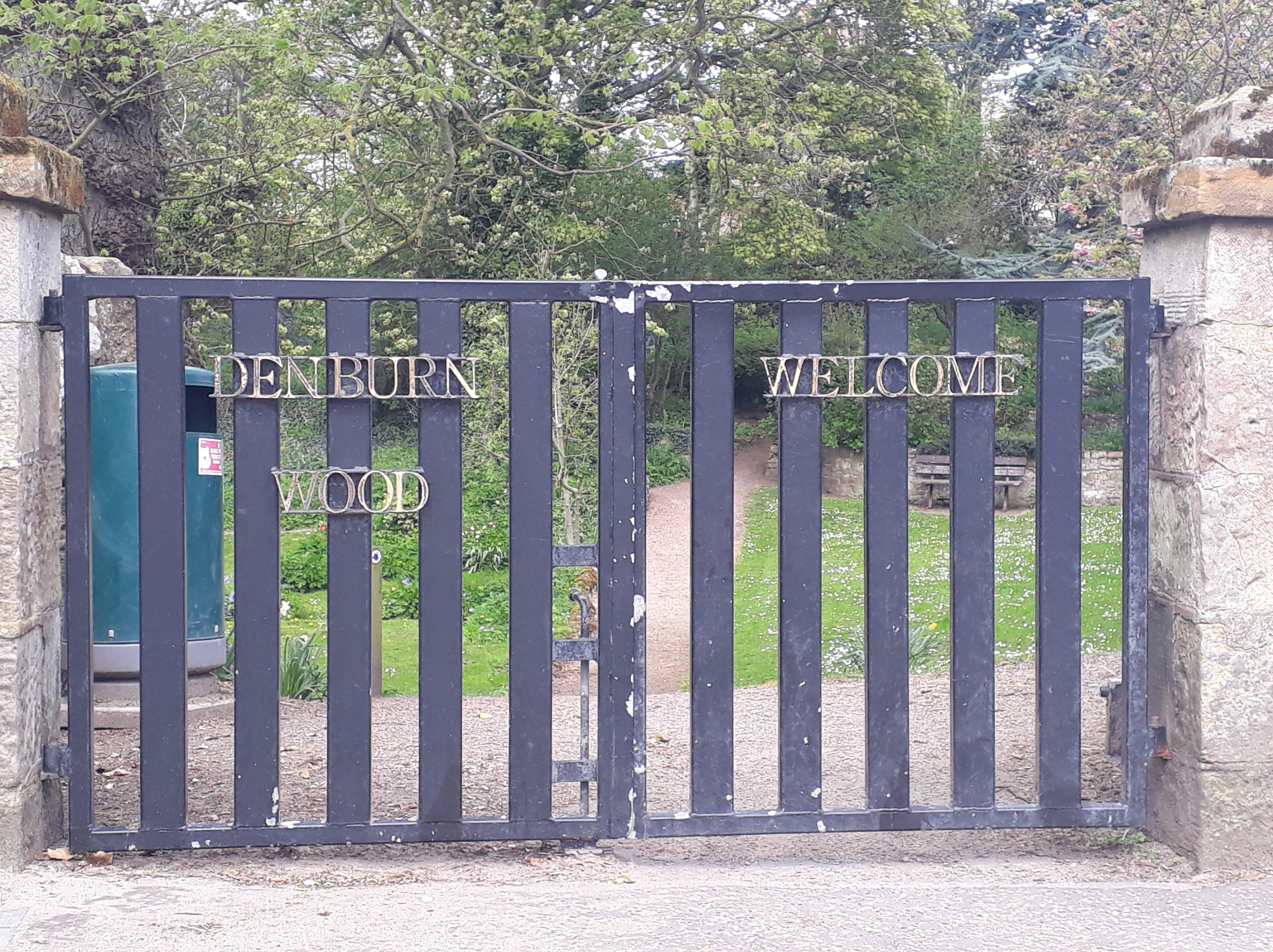 Denburn Wood Gates